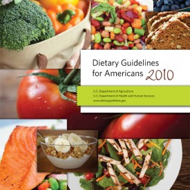 USDA and HHS Announce New Dietary Guidelines to Help Americans Make Healthier Food Choices and Confront Obesity Epidemic